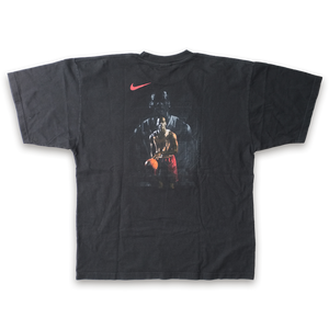 Vintage Nike Jordan Man or Machine T-Shirt XLarge