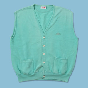 Vintage Kappa Sweater Vest Medium