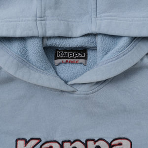 Vintage Kappa Hoody Medium / Large
