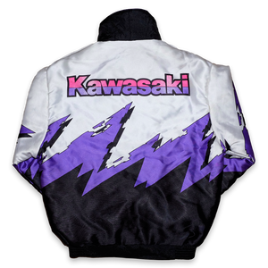 Vintage Kawasaki Jacket Medium
