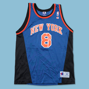 Vintage Champion New York Knicks Jersey Large