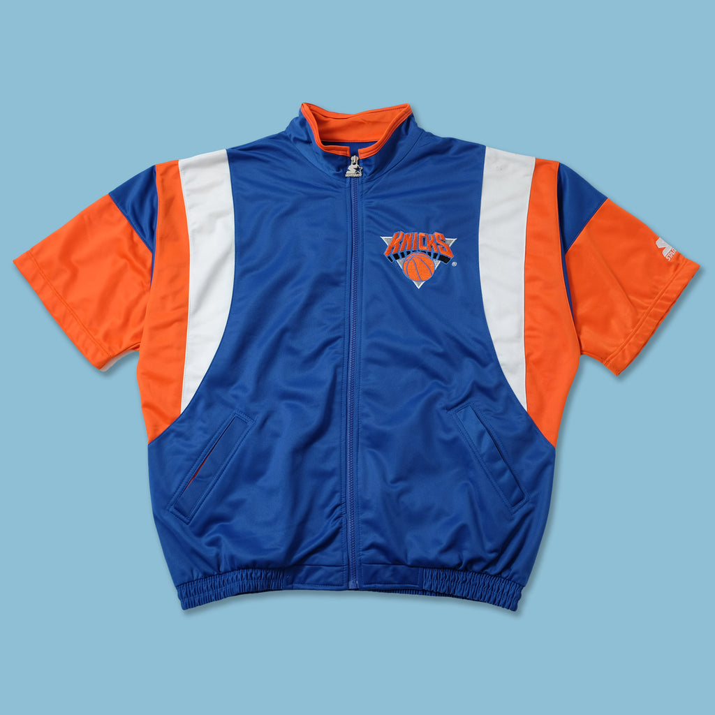 Vintage Starter Deadstock New York Knicks Shooting Jacket XLarge