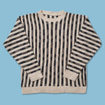 Vintage Knit Sweater XLarge