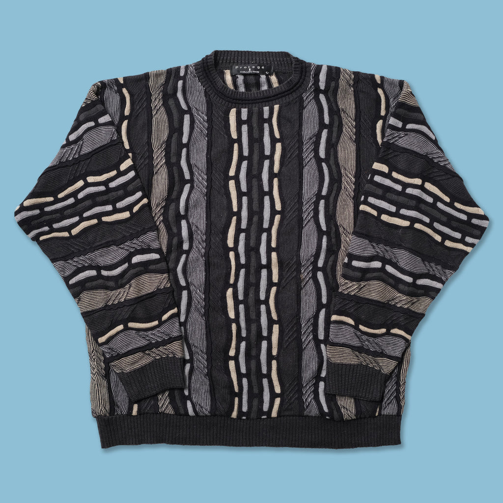 Vintage Coogi Style Sweater Large