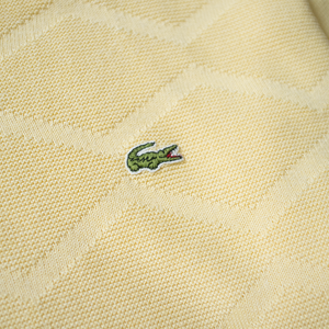 Lacoste Knit Sweater Medium