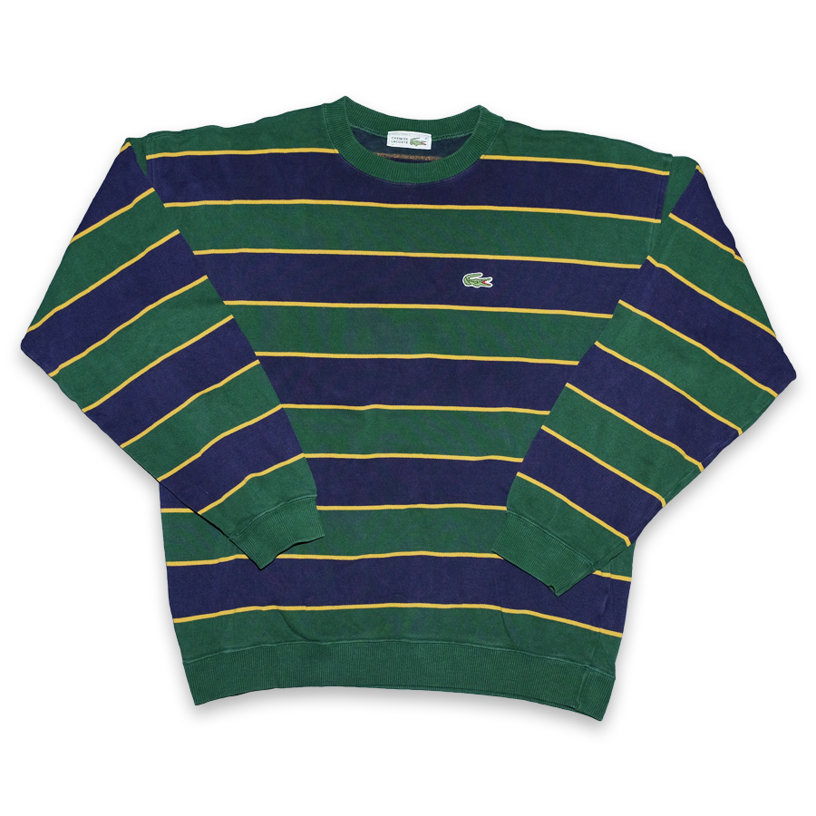 Vintage Lacoste Sweater XLarge