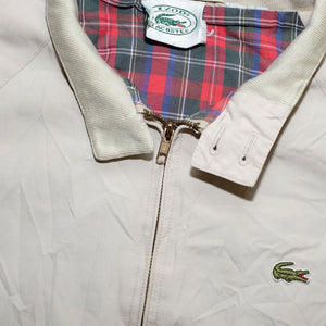 Vintage Lacoste Harrington Jacket Medium