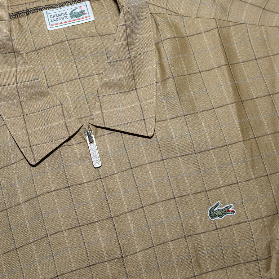Vintage Lacoste Harrington Jacket Large / XLarge