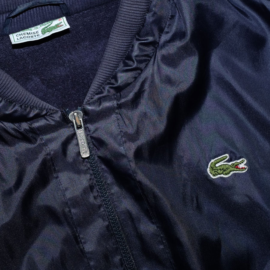 Vintage Lacoste Light Bomber Jacket Medium