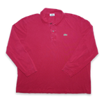 Vintage Lacoste Long Polo Large