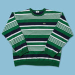 Vintage Lacoste Sweater Large