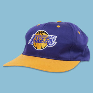Vintage Los Angeles Lakers Snapback
