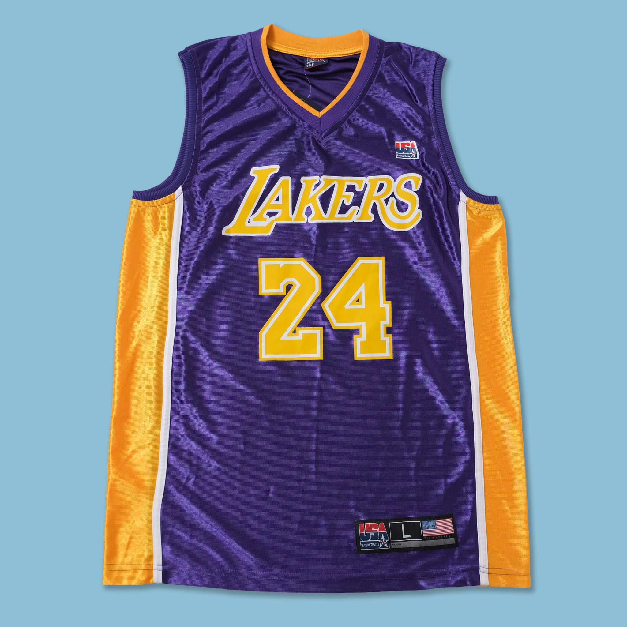 Kobe Bryant Lakers Jersey Large | Double Double Vintage
