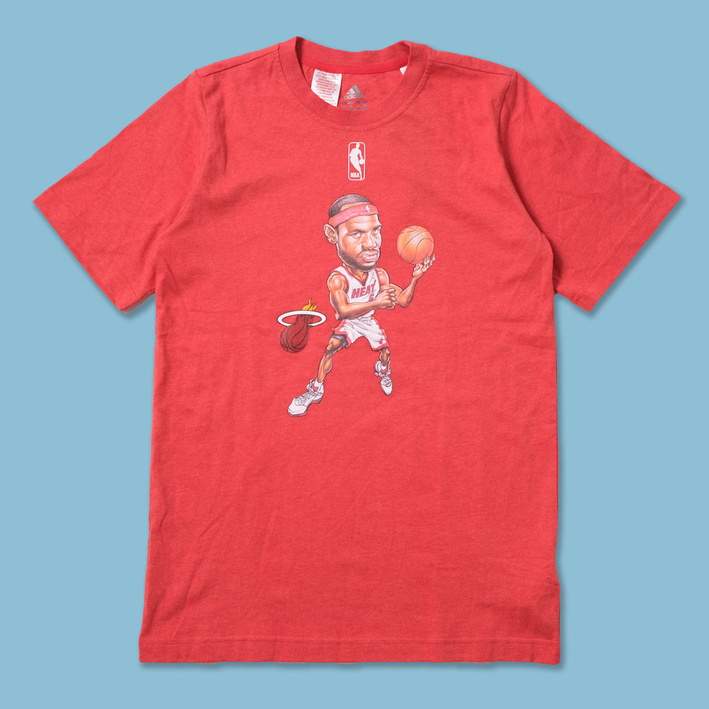 adidas Lebron James Comic T-Shirt