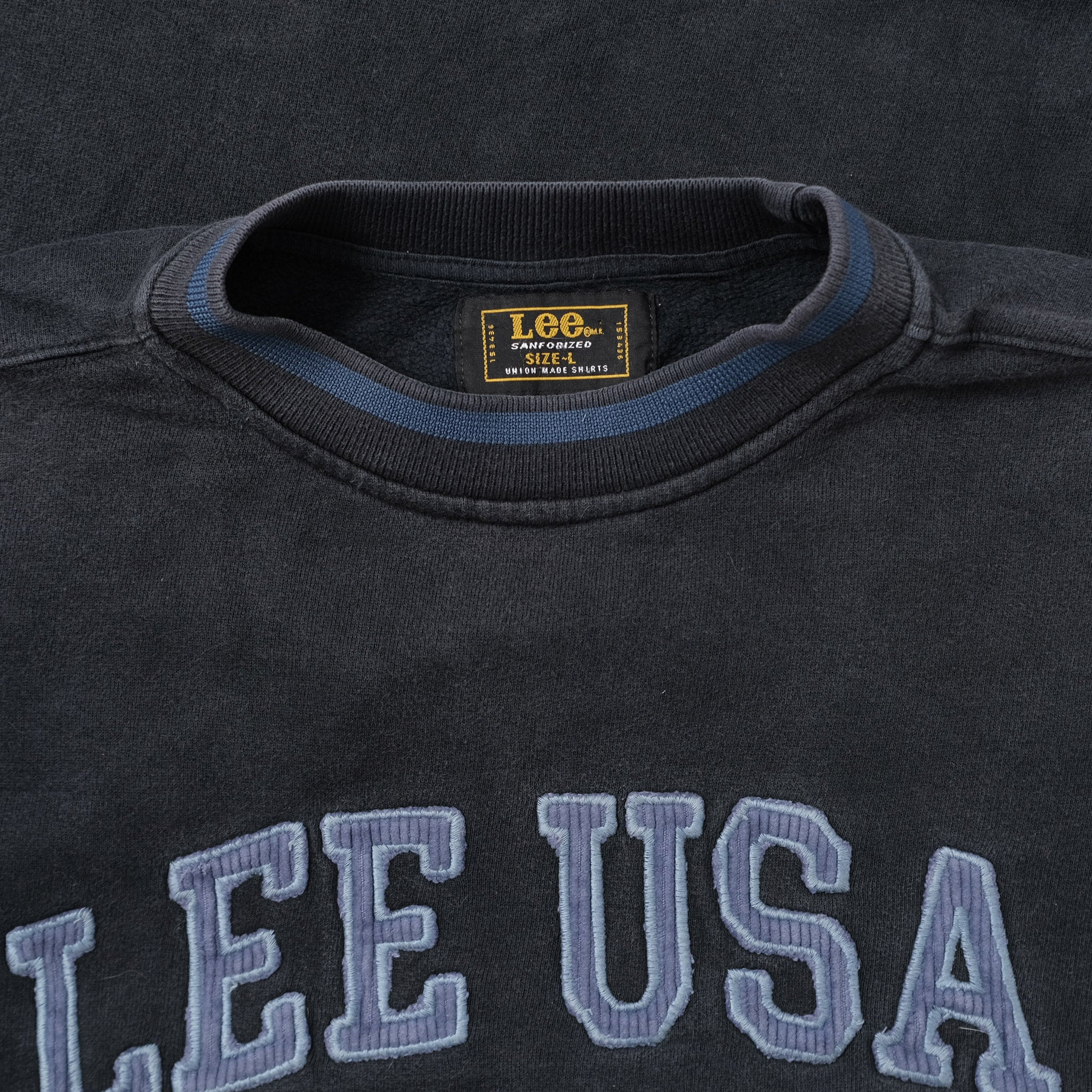 Vintage Lee USA Sweater Large