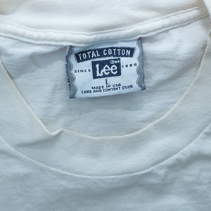 Vintage Lee Volleyball T-Shirt White