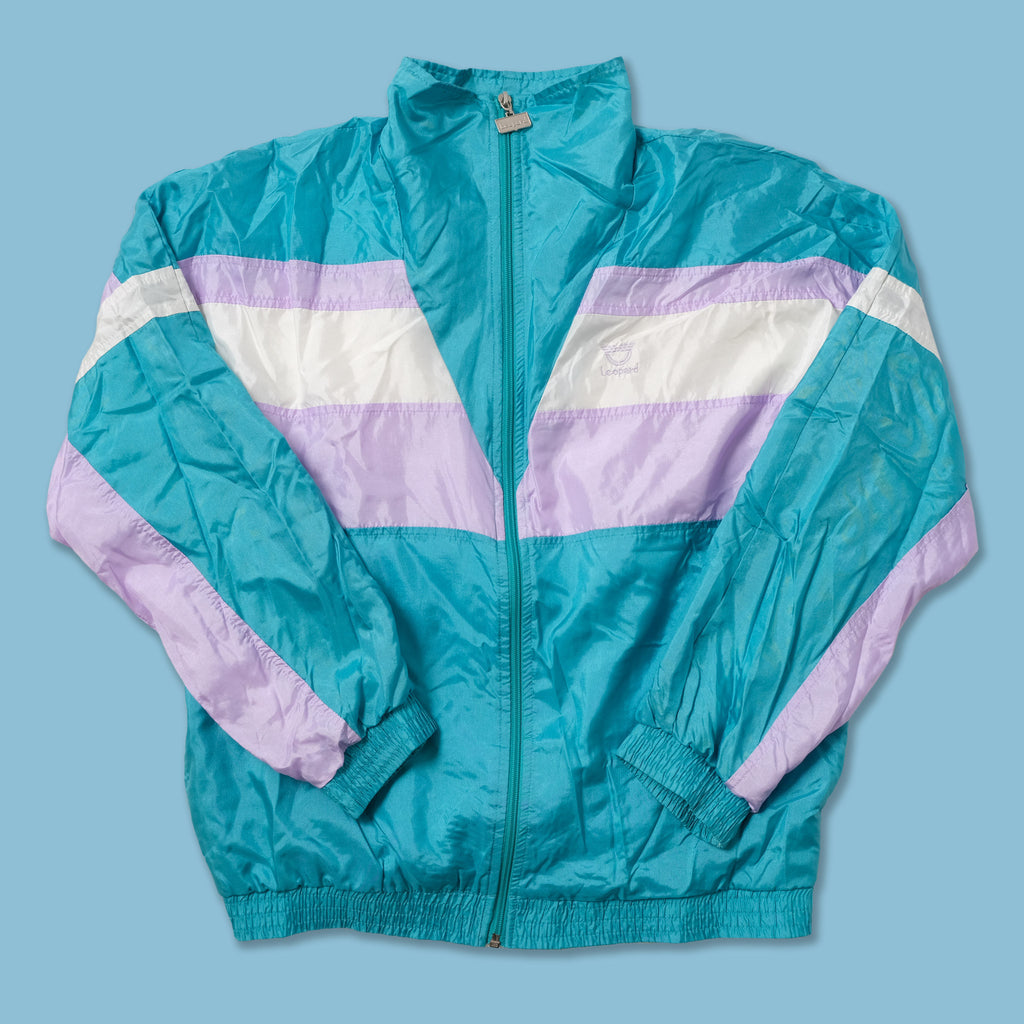 Vintage Women's Track Jacket Small