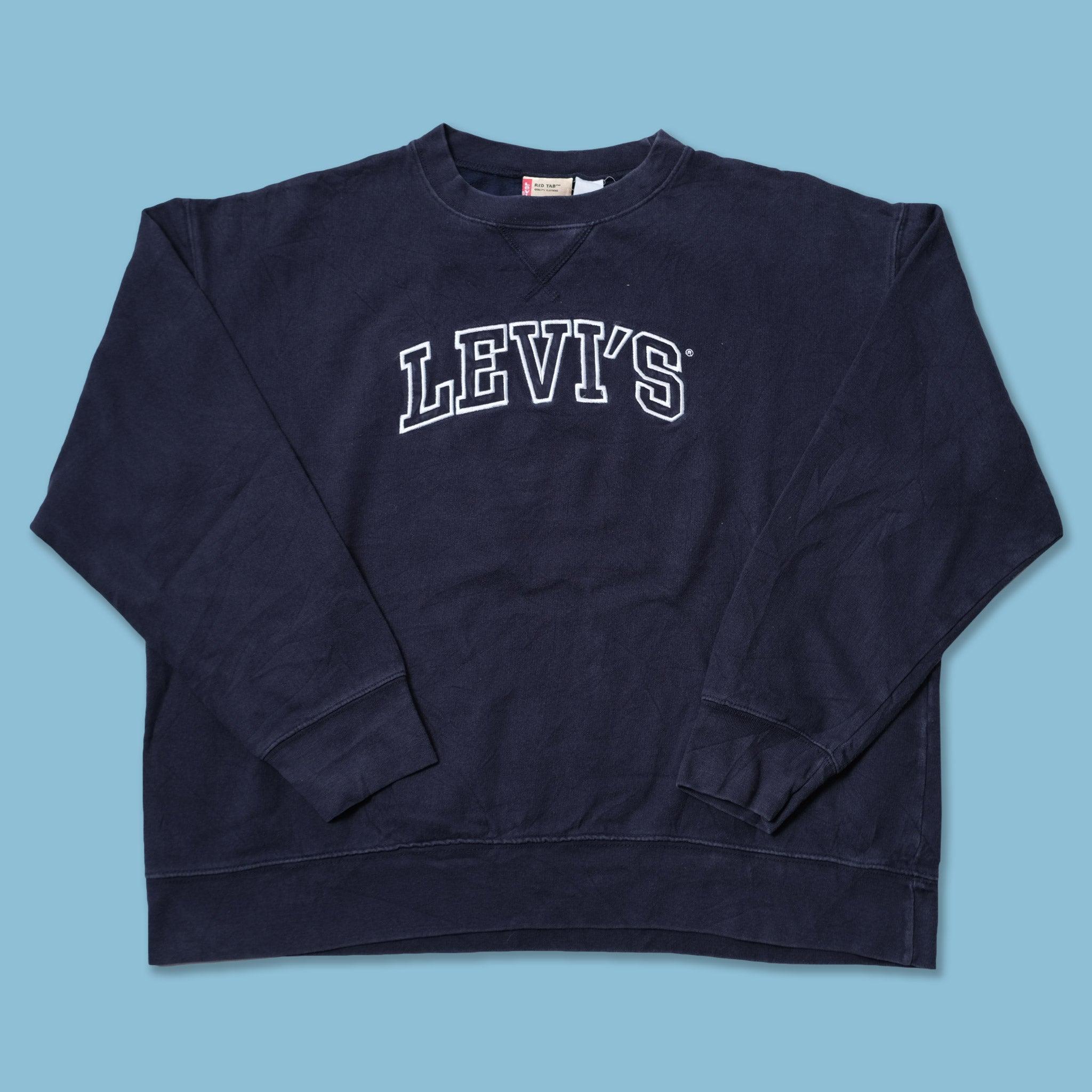 Vintage Levis Sweater Large
