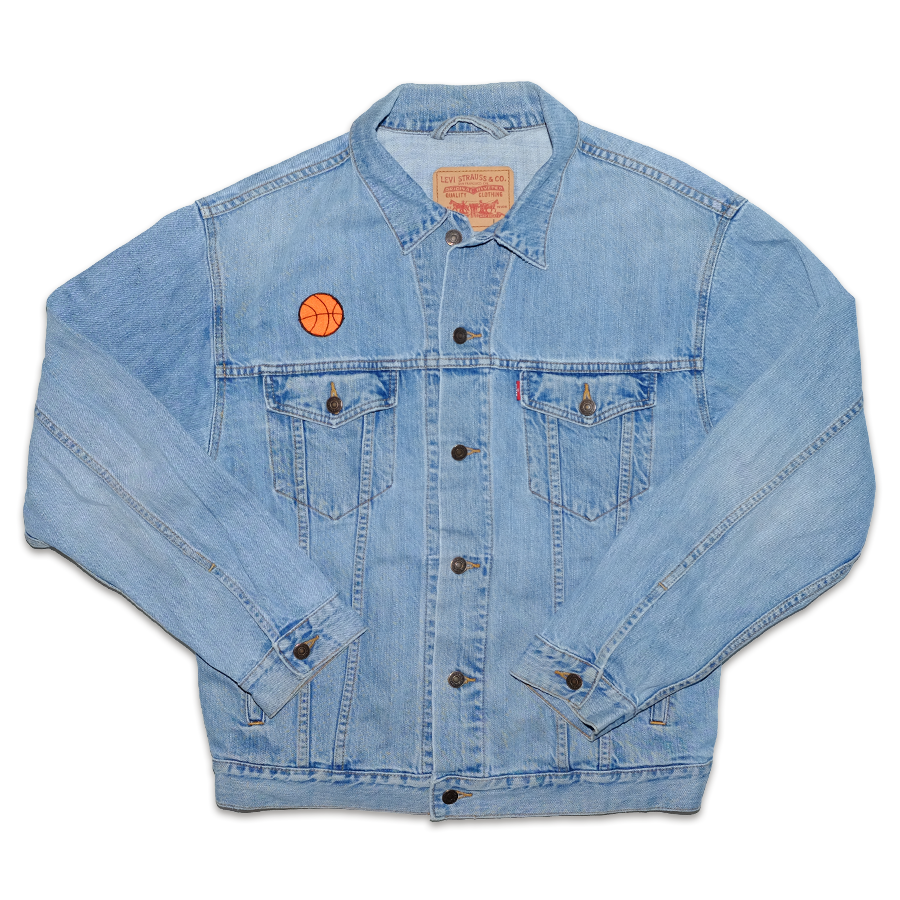 Vintage Levis Denim Jacket Large / XLarge