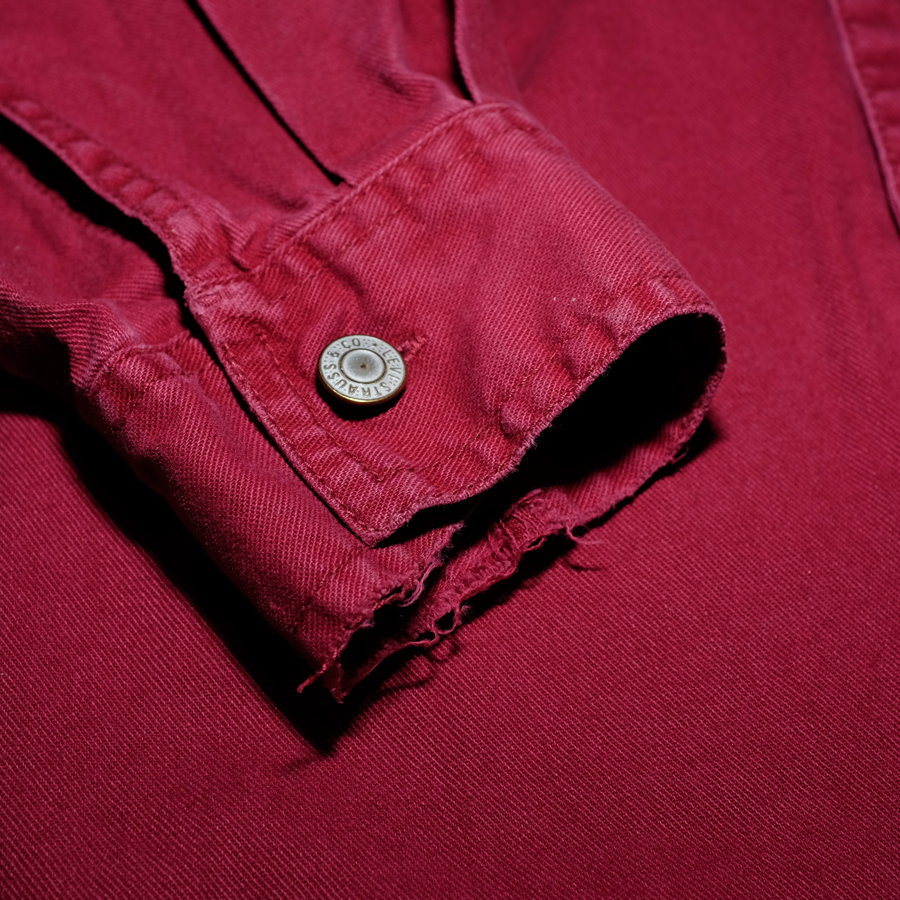 Vintage Levis Red Tab Shirt Small / Medium - Double Double Vintage