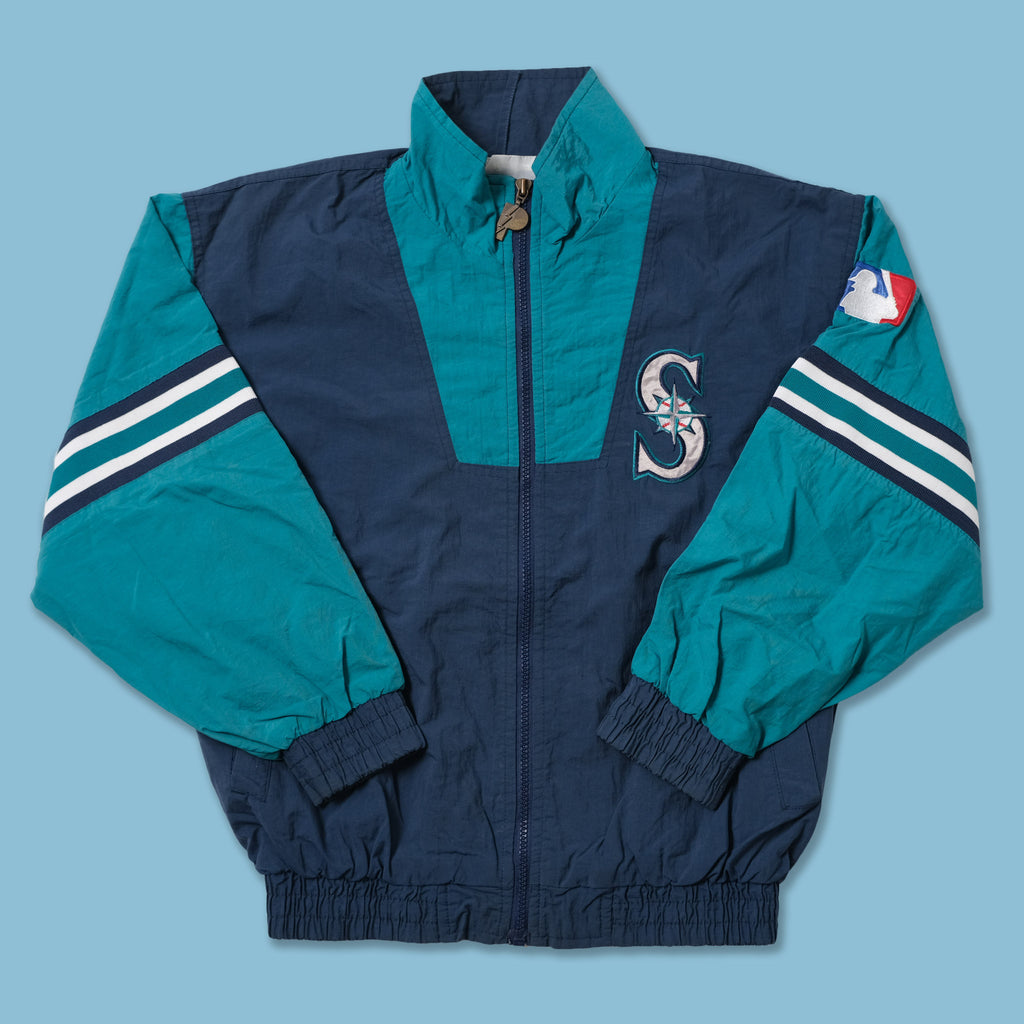 Vintage Women's Seattle Mariners Track Jacket XS / Small