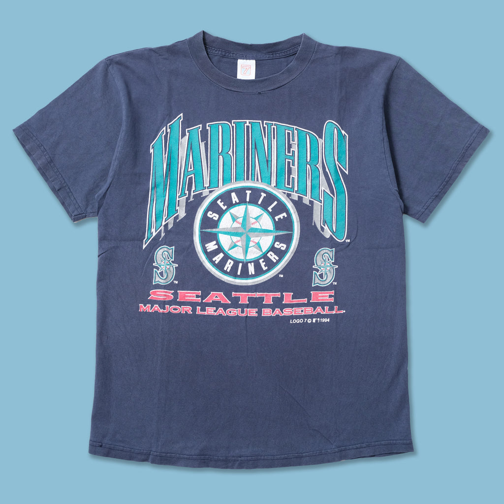 Vintage 1994 Seattle Mariners T-Shirt Large