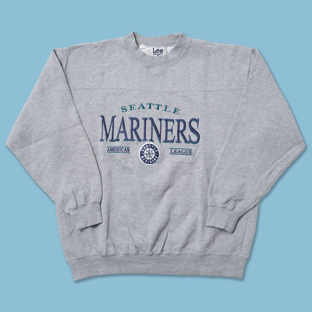 Vintage Seattle Mariners Sweater Large