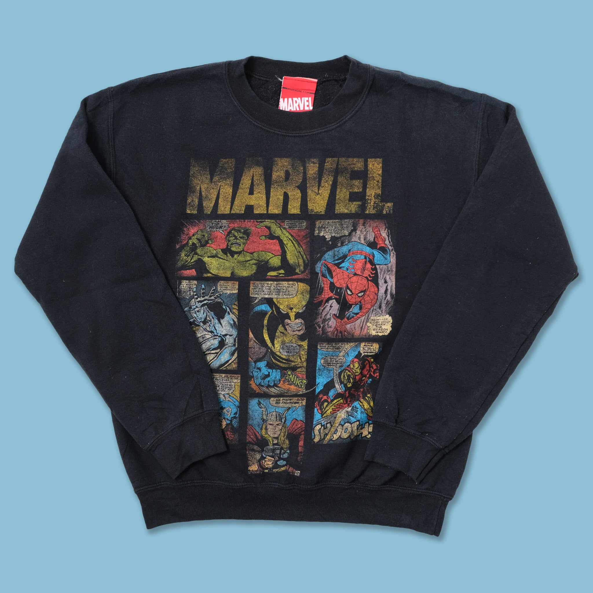 Marvel Sweater Small