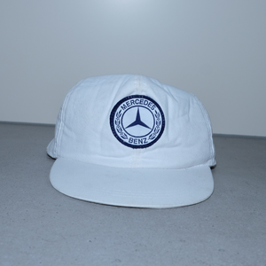 Vintage Mercedes Benz Cap  Condition: Good vintage condition   Size: Onesize