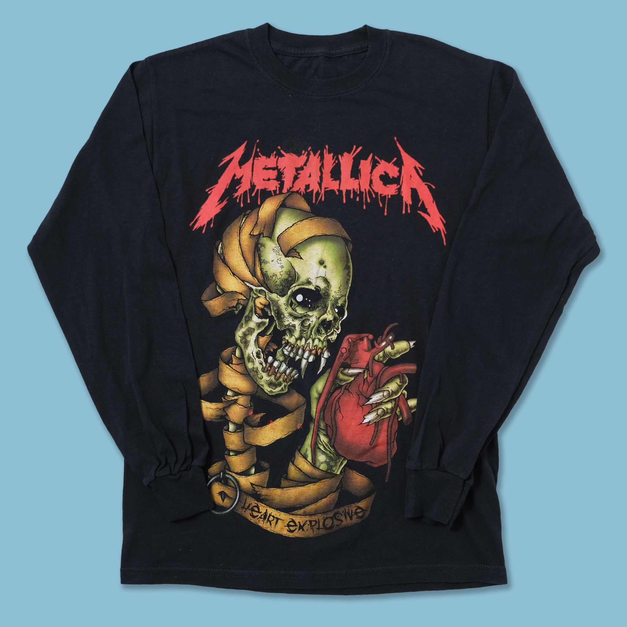 Metallica Longsleeve Small