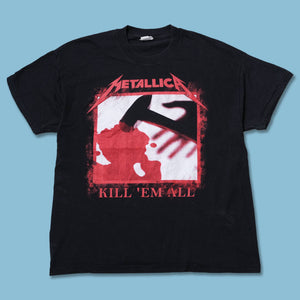 Vintage 2004 Metallica Tour T-Shirt Large / XLarge