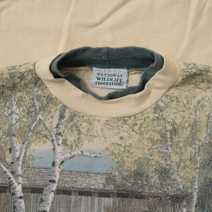 Vintage Nature Sweater Medium