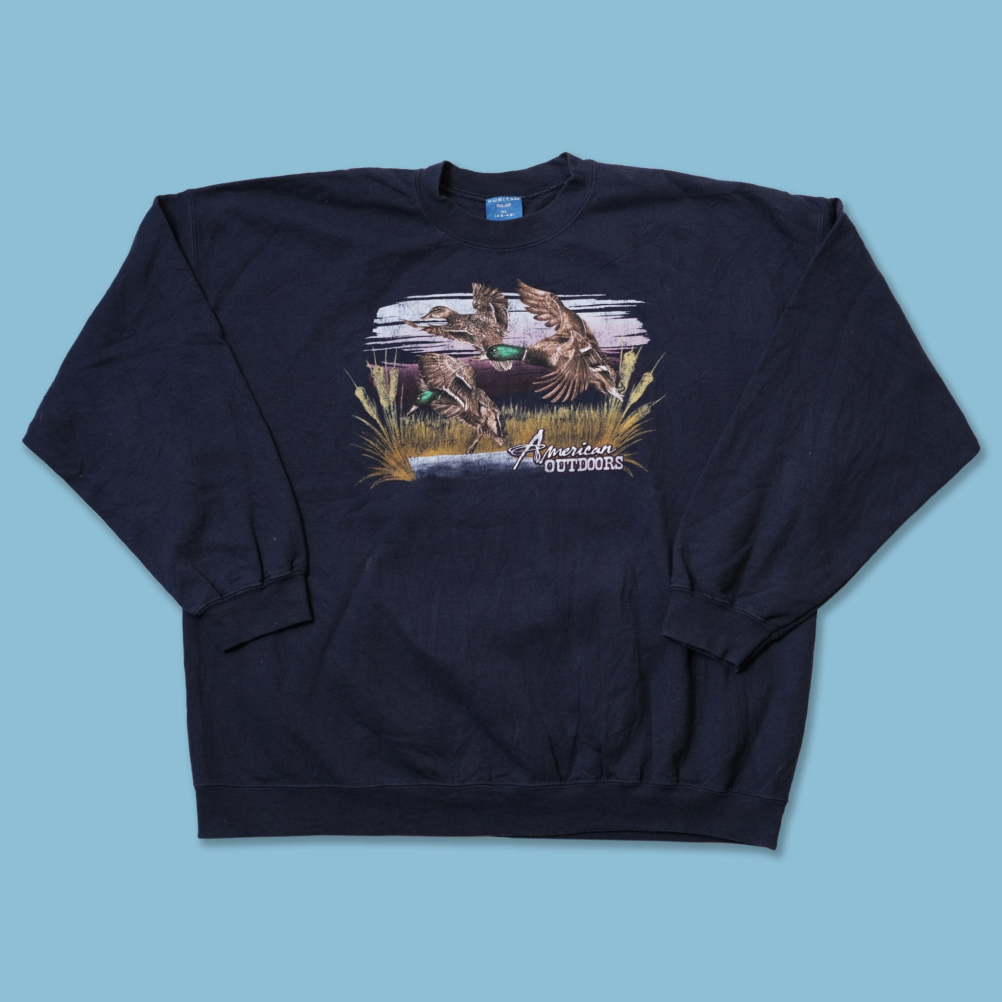 Vintage American Outdoors Sweater XLarge