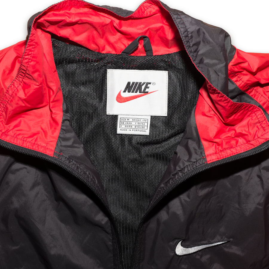 Vintage Nike ISTAF Windbreaker Jacket Medium