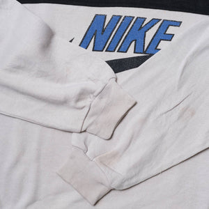 Vintage Nike Logo Sweater Large