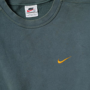 Vintage Nike Mini Swoosh Sweater Large