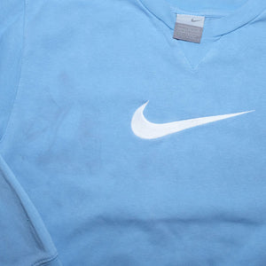 Vintage Nike Swoosh Sweater Kids Small
