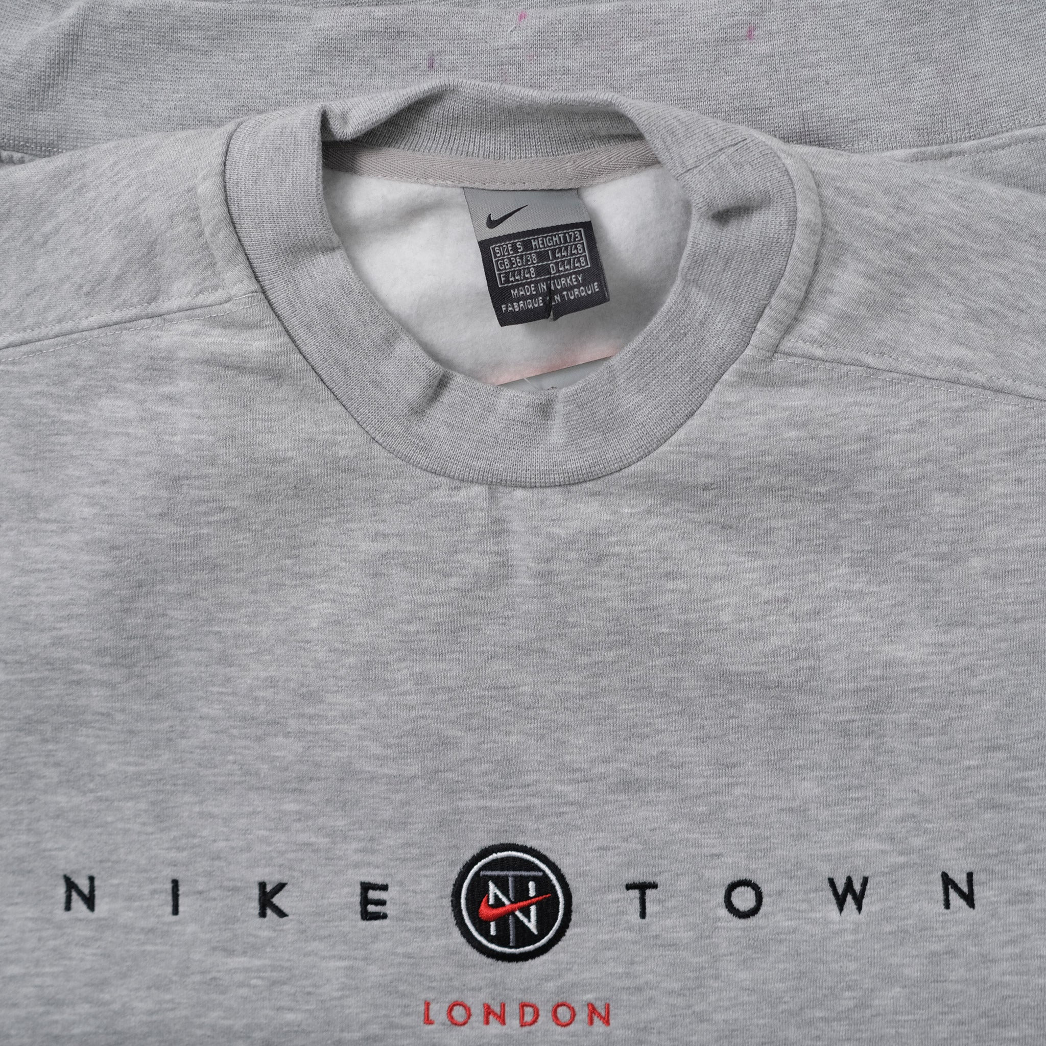 Vintage Deadstock Nike Town London Sweater Small