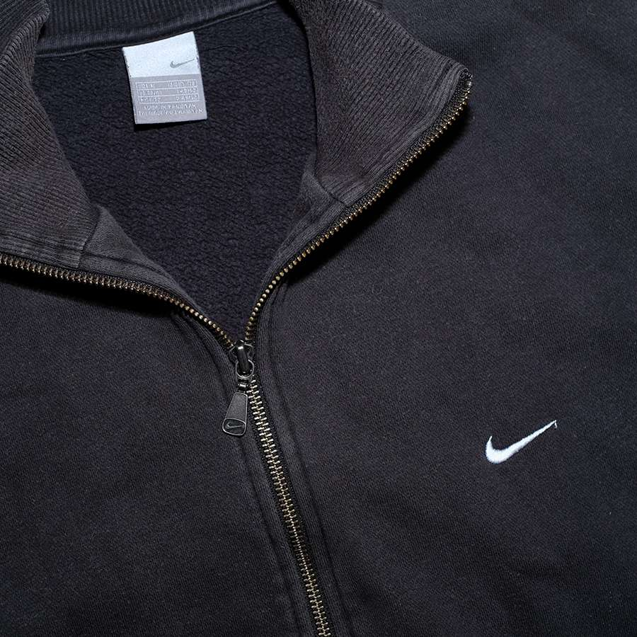 Vintage Nike Sweat Jacket Medium