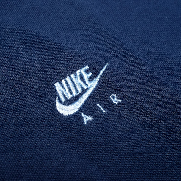 Nike Air Polo with Chest Logo Navy
