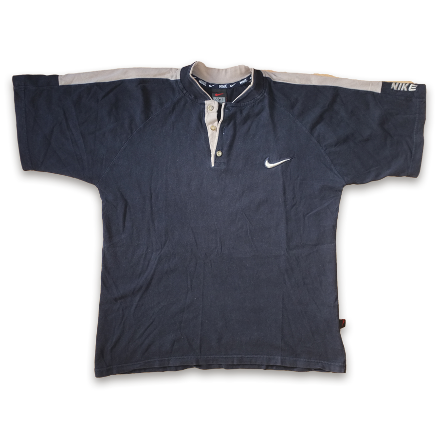 Nike Button T-Shirt Large / XLarge