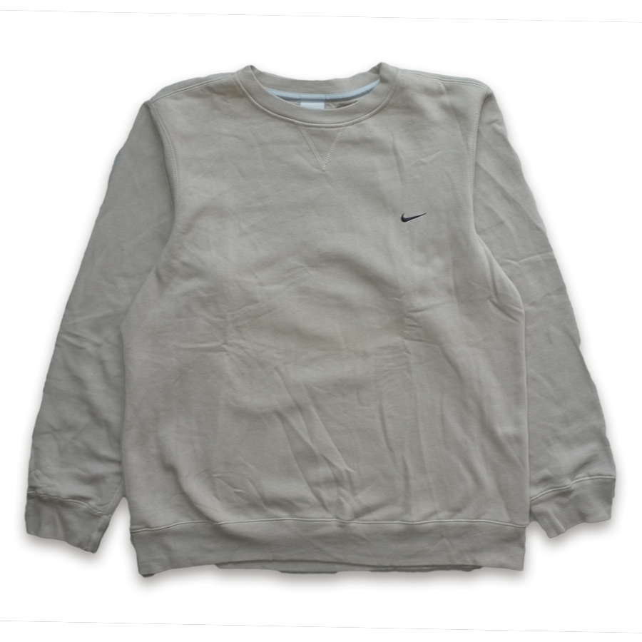 Nike Mini Swoosh Crewneck Sweater Medium