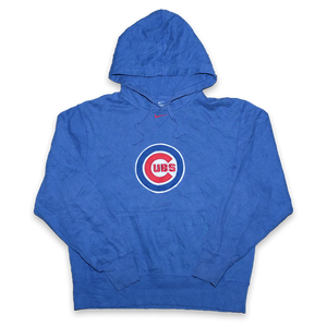 Vintage Nike Chicago Cubs Hoody Medium