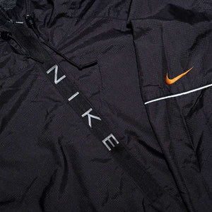 Vintage Nike Hooded Windbreaker Large