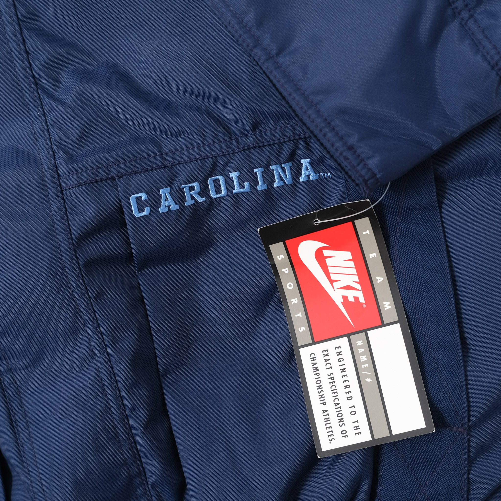 Vintage Deadstock Nike UNC Jacket Medium