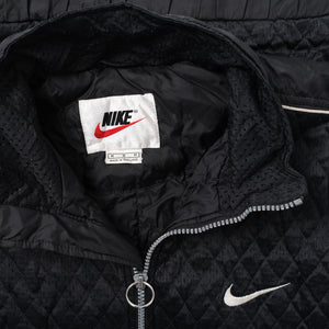Vintage Nike Quilted Jacket Small / Medium