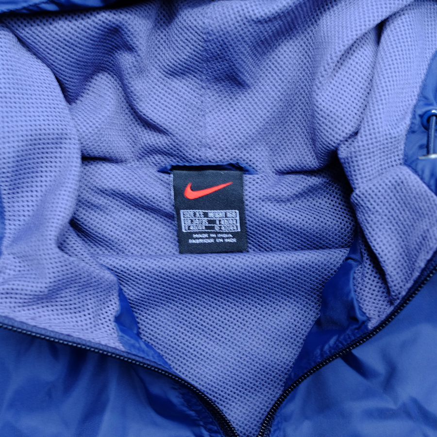 Vintage Nike Rainjacket Small - Double Double Vintage