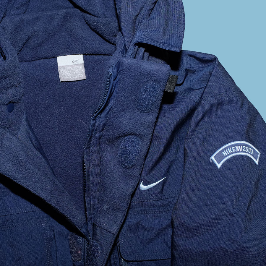 Vintage Nike Winter Parka Large