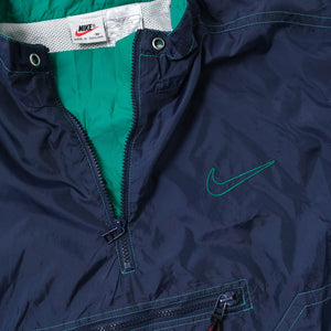 Vintage Nike Q-Zip Windbreaker Medium
