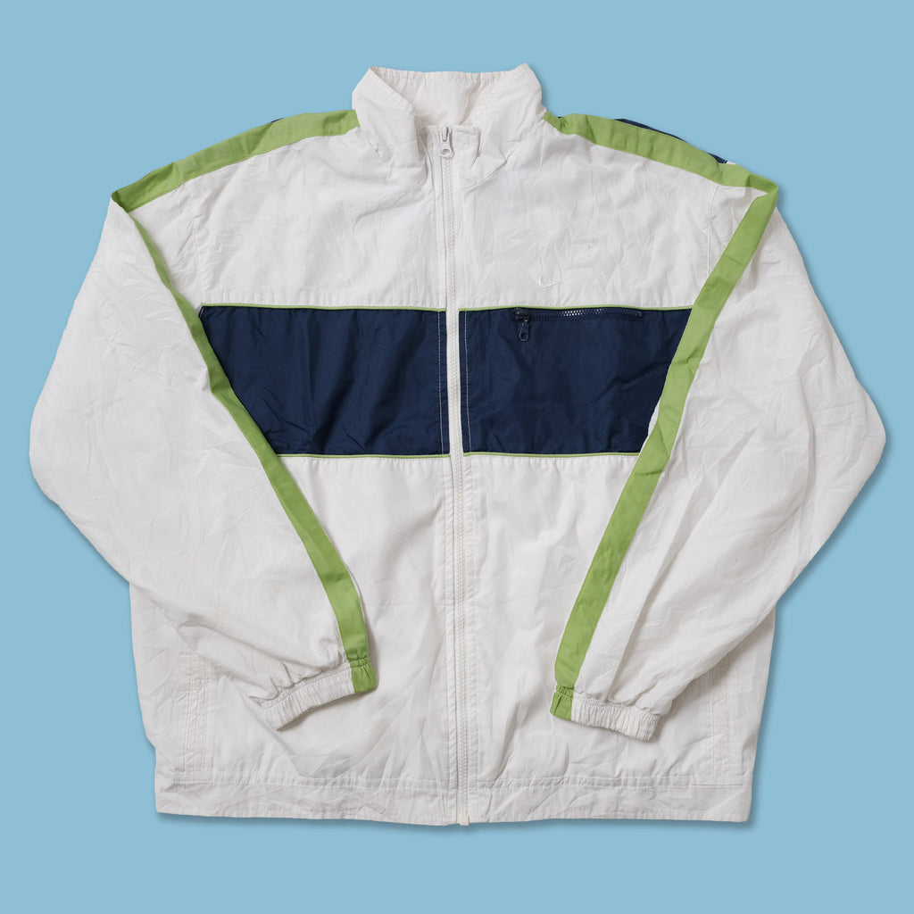 Vintage Nike Women's Track Jacket Small